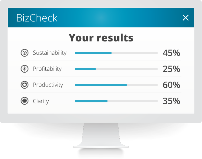 Rate your business with BizCheck