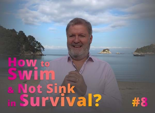 Episode 8 - How to Swim & Not Sink in Survival?